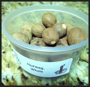 Nutmeg - www.SweetDashofSass.com