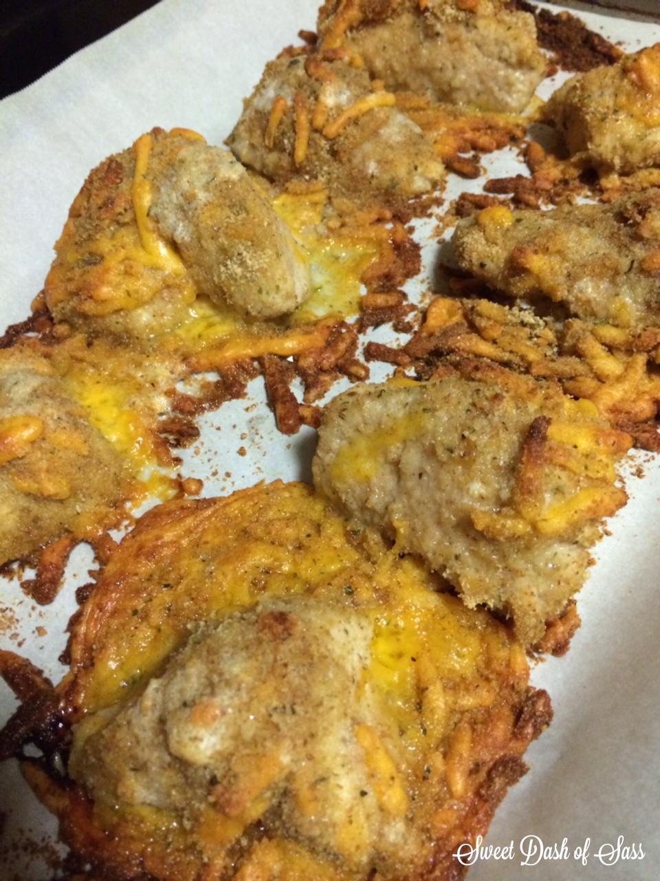 #3 - Crispy Cheddar Chicken - www.SweetDashofSass.com