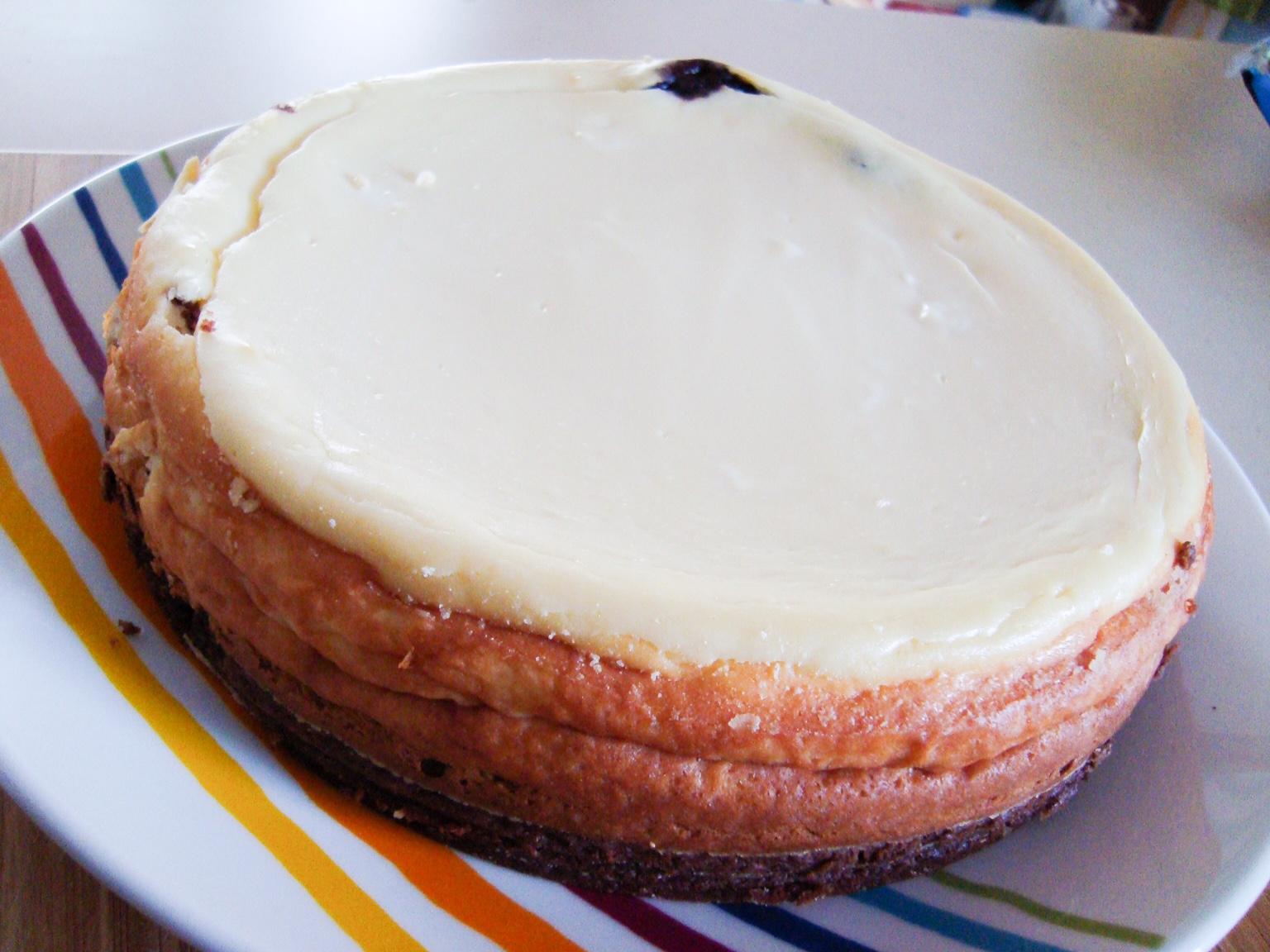 #2 Brownie Bottom Cheesecake - www.SweetDashofSass.com